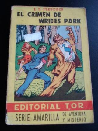 El crimen de Wrides Park - Ver os detalles do produto