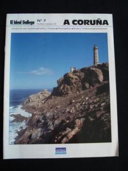 Ver os detalles de:  A Coruña. El Ideal Gallego. Pueblos y Paisajes III, nº 7