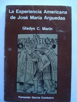 Ver os detalles de:  La Experiencia Americana de José María Arguedas
