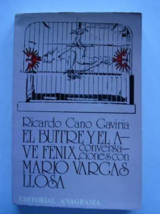 El buitre y el Ave Fénix, conversaciones con Mario  Vargas Llosa - Ver os detalles do produto