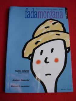 Ver os detalles de:  Fadamorgana. Revista Galega de Literatura Infantil e Xuvenil. Nº 5 - Outono 2000