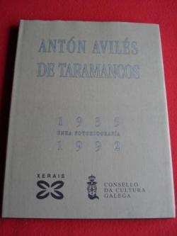 Ver os detalles de:  Antón Avilés de Taramancos 1935-1992. Unha fotobiografía