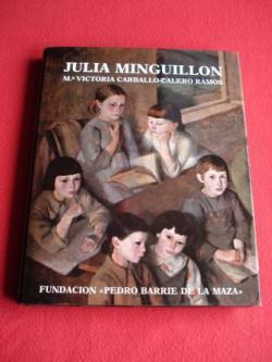 Ver os detalles de:  Julia Minguillón. Catalogación Arqueológica y Artística de Galicia del Museo de Pontevedra. Fundación Pedro Barrié de la Maza