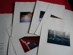 Ver os detalles de:  SULAGOS. Carpeta de fotografías de Manuel Sendón e Víctor Vaqueiro, asinada polos autores.