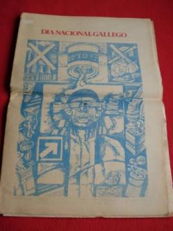 Ver os detalles de:  Separata Monográfico de La Voz de Galicia. Día Nacional Gallego. 25 de xullo de 1978.