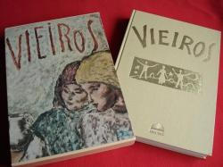 Ver os detalles de:  VIEIROS. Revista do Padroado da Cultura Galega do México. 1959-1968. Edición facsímil en estoxo de cartón con ilustración