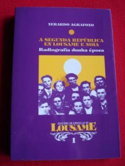 Ver os detalles de:  A Segunda República en Lousame e Noia