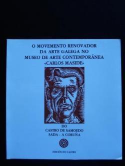 Ver os detalles de:  O movemento renovador na arte galega no Museo de Arte Contemporánea