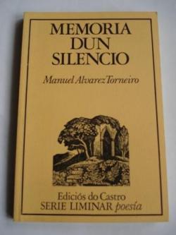Ver os detalles de:  Memoria dun silencio