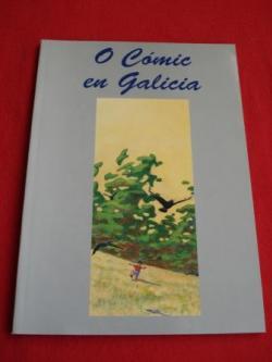 Ver os detalles de:  O Cómic en Galicia