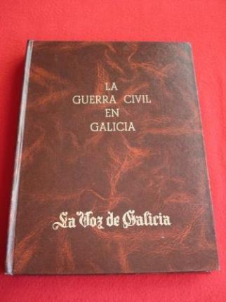 La Guerra Civil en Galicia - Ver os detalles do produto