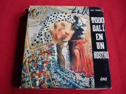 Ver os detalles de:  Todo Dalí en un rostro