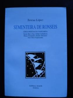 Ver os detalles de:  Sementeira de ronseis. Cinco poetas da Vangarda