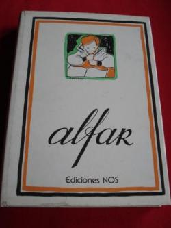 Ver os detalles de:  ALFAR (Revista de Casa América-Galicia) Tomo III. Números 41 a 49 (De Xuño-Xullo 1924 a abril 1925) Edición facsímile