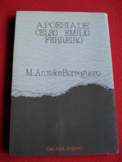 Ver os detalles de:  A poesía de Celso Emilio Ferreiro