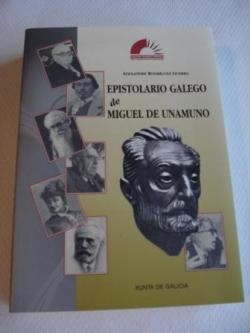 Ver os detalles de:  Epistolario galego de Miguel de Unamuno