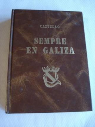 Sempre en Galiza. Edición facsímile - Ver os detalles do produto