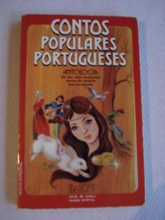 Contos populares portugueses. Antologia (Texto en portugués) - Ver os detalles do produto