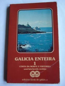 Ver os detalles de:  Galicia enteira 1. Costa da morte e Fisterra