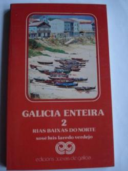 Ver os detalles de:  Galicia enteira 2. Rías Baixas do norte