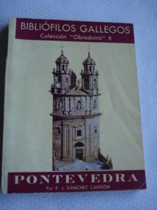 Pontevedra. Texto en castellano / francés / inglés - Ver os detalles do produto