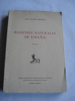 Ver os detalles de:  Regiones naturales de España. Tomo I. Galicia. Región Astruleonesa