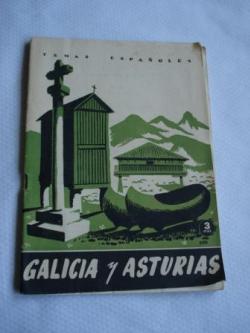Ver os detalles de:  Temas españoles Nº 59. Galicia y Asturias