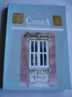 Ver os detalles de:  CÁTEDRA. Revista eumesa de estudios. Nº 7. Pontedeume 2000