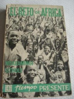 Ver os detalles de:  El reto de África