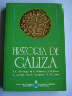 Ver os detalles de:  Historia de Galiza