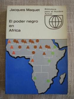 Ver os detalles de:  El poder negro en África