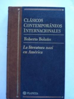Ver os detalles de:  La literatura nazi en América