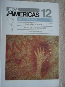 Ver os detalles de:  La América austral antes de los españoles