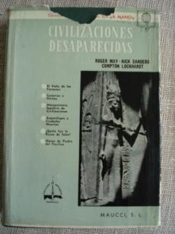 Ver os detalles de:  Civilizaciones desaparecidas