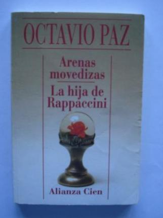 Arenas movedizas  / La hija de Rapaccini  - Ver os detalles do produto