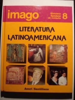 Ver os detalles de:  Imago nº 8. Literatura Latinoamericana