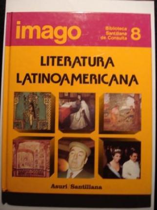 Imago nº 8. Literatura Latinoamericana - Ver os detalles do produto