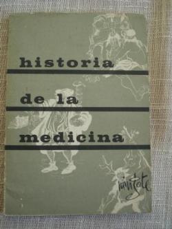 Ver os detalles de:  Historia de la medicina
