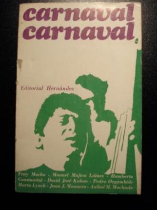 Carnaval, carnaval - Ver os detalles do produto