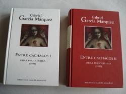 Ver os detalles de:  Entre cachacos I. Obra periodística (1954) y Entre cachacos II. Obra periodística (1955)