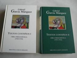 Ver os detalles de:  Textos costeños. Vol. I. Obra periodística (1948-1950) - Textos costeños. Vol. II. Obra periodística (1951-1952)
