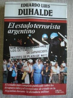 Ver os detalles de:  El estado terrorista argentino