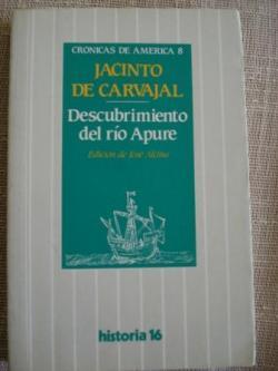 Ver os detalles de:  Descubrimiento del río Apure