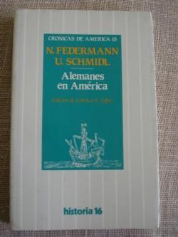 Ver os detalles de:  Alemanes en América
