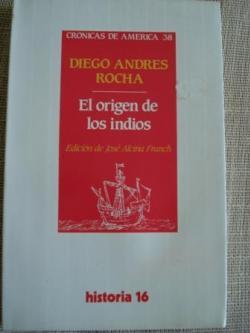 Ver os detalles de:  El origen de los indios