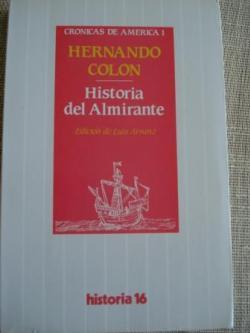Ver os detalles de:  Historia del Almirante