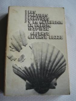 Ver os detalles de:  Los partidos políticos y la Autonomía en Galicia 1931-1936