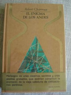Ver os detalles de:  El enigma de los Andes
