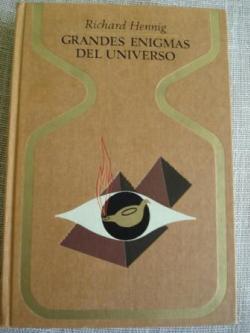 Ver os detalles de:  Grandes enigmas del Universo