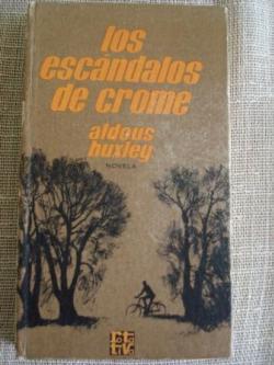 Ver os detalles de:  Los escándalos de Crome